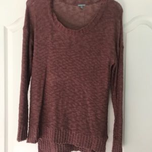 sweater from Charlotte Russe